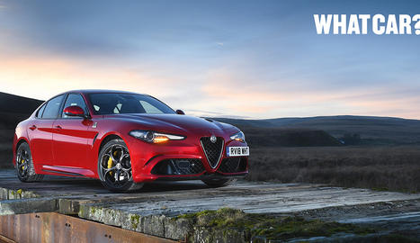 .El Giulia Quadrifoglio s'ha emportat a casa el premi com a Performance Car of the Year, i l'Stelvio Quadrifoglio aconsegueix el primer com a Best Sports SUV for more than £60,000.