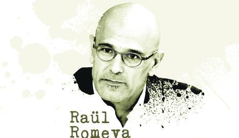 Raül Romeva: «El discurs del rei va donar ales a l''a por ellos'»