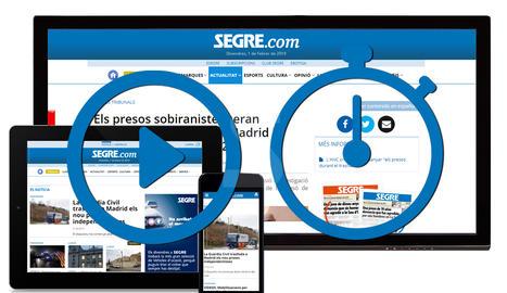 El judici es podrà seguir en directe a través de SEGRE.com i LleidaTV