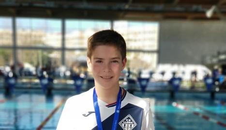 La natació lleidatana va tancar el Campionat de Catalunya amb 22 medalles.