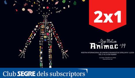 Una nova edició de l'Animac, la Mostra Internacional de Cinema d'Animació de Catalunya a Lleida.