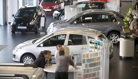 El 56 per cent de les pàgines web dels concessionaris oficials europeus no compten amb les funcions bàsiques i el 54% dels portals no tenen un llistat de vehicles nous o seminous en estoc.