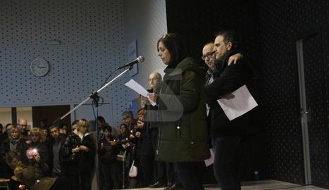 L'institut Manuel de Montsuart homenatja la professora morta en accident