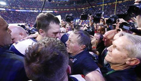 Els Patriots conquisten la Superbowl i Tom Brady fa història