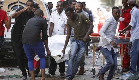 Nova matança de la 'filial' d'Al-Qaeda a la capital somali