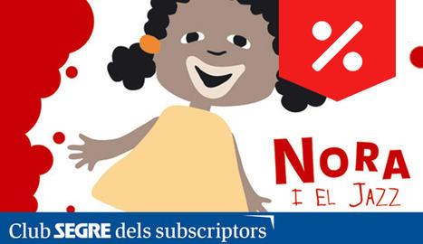 La Big Band de Granollers i La Botzina ens narraran la història de la Nora, la nena amb més swing de Catalunya!