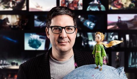 El realitzador Mark Osborne va dirigir 'El Petit Príncep' el 2015.