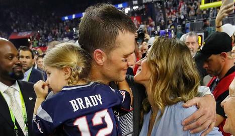Gisele i Tom Brady, els més buscats.