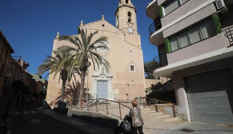 La parròquia de Constantí