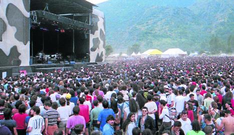 La primera edició del Doctor Music Festival a Escalarre.