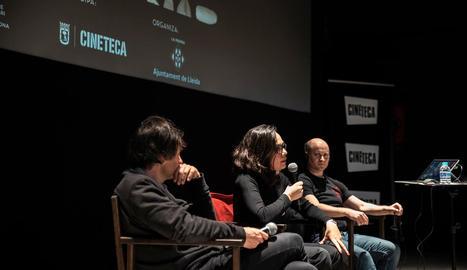 Carolina López va presentar divendres a Madrid l'Animac 2019.