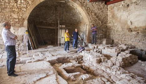 El centre s'ubicarà a l'interior de l'antic molí d'oli.
