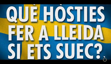 Bromes a propòsit de Lleida