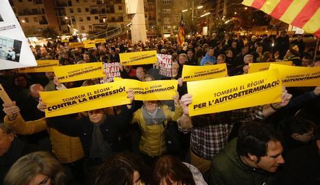 A Lleida ciutat i comarques