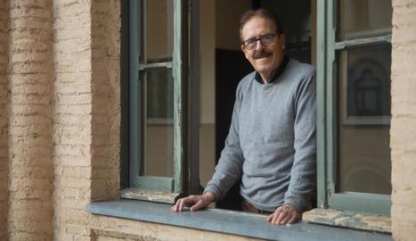 """Pere Ortega: """"Espanya manté 120.000 soldats professionals que estan avorrits a les casernes"""""""