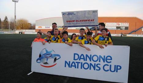 Els equips del Pla i de l'Urgell van posar al final del torneig amb el bitllet per a la ronda següent.
