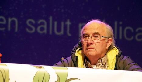 L'agricultor de Balaguer Josep Pàmies.