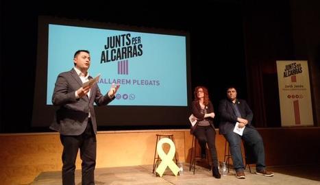 Presentació de la candidatura de Junts per Alcarràs.