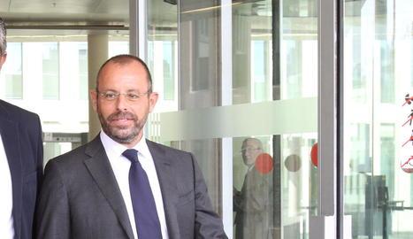 Sandro Rosell, expresident del FC Barcelona.