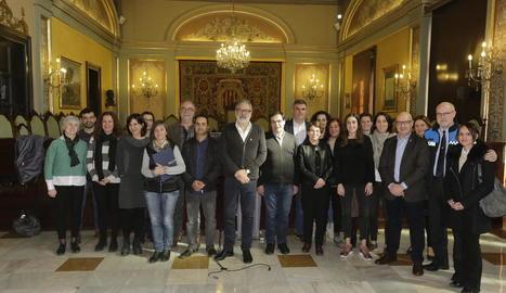 Lleida, ciutat de valors