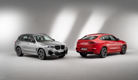 Les dos carrosseries diferents també estaran disponibles en una versió Competition destinada als conductors més exigents.