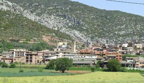 Imatge panoràmica de Coll de Nargó.
