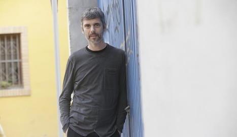 Antoni Gorgues, responsable de Guerssen i director del Festival MUD de neofolk de Lleida.