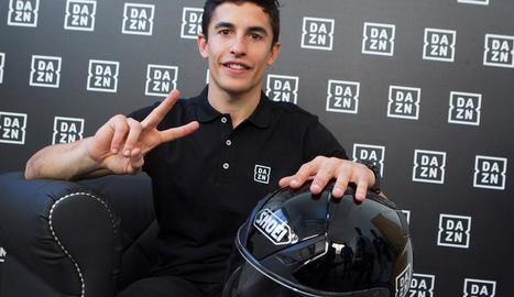 Marc Màrquez viatjarà ben aviat a Qatar per disputar el primer Gran Premi del Mundial.