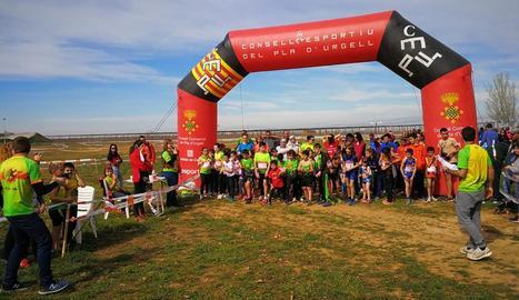 La quarta edició del Cros del Plataner reuneix més de 200 atletes
