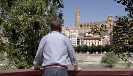 Queco Novell visita Ascó, l'Empordà i Juneda a 'Tres cantons'.