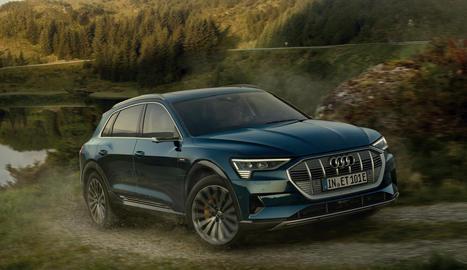 El nou Audi e-tron es presentarà per primer cop a la Fira Sant Josep de Mollerussa