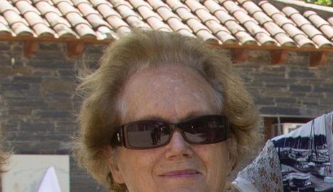 Maria Eulàlia Solsona va ser la primera alcaldessa de la democràcia a Verdú.