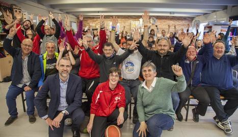 El Grup Alba acomiada la seua mundialista a Abu Dhabi, Verónica Torra