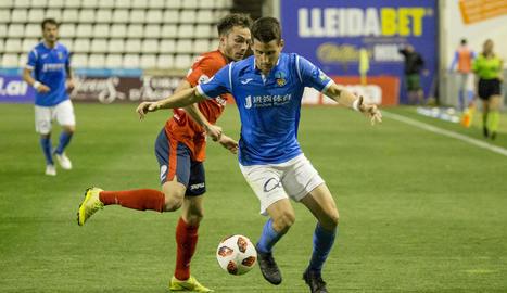 El Lleida decep davant de l'Olot (0-1)