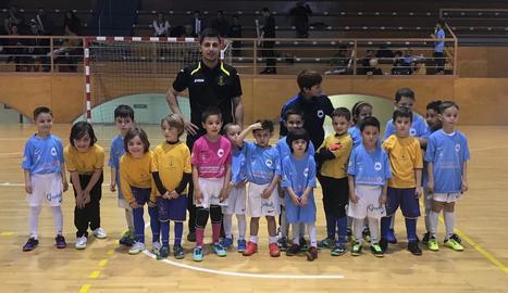 Nova trobada de futbol sala a Alcarràs