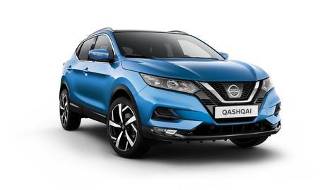 El Nissan Qashqai ha incrementat les vendes un 16 per cent, fins a assolir les 3.411 unitats.