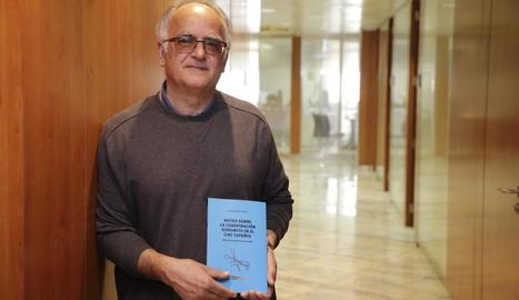El lleidatà Eladi Romero 'examina' el cine de l'època franquista.