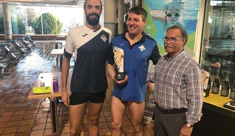 XXI Trofeu Natació Màsters a l'Inef
