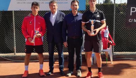 L'Open Prat Llongueras ja té campions