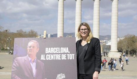 Romeva, al Senat per ERC i Artadi, a punt per ser alcaldessa