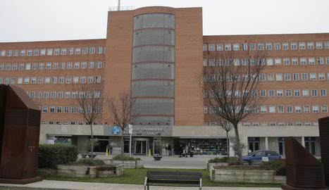 L'hospital Arnau de Vilanova.