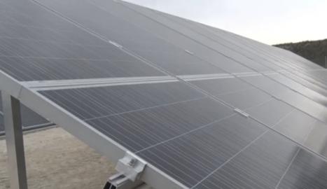 L'Espluga Calba abasteix d'aigua els regants amb energia solar