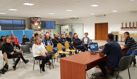 Presentació de la marca Horta de Lleida.