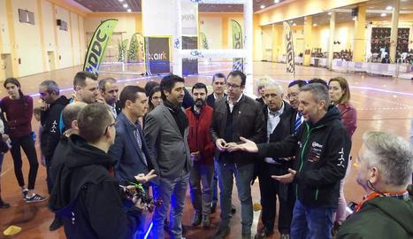 Mollerussa, seu d'un clúster sobre com les tecnologies IoT i Dron poden beneficiar al sector agroalimentari