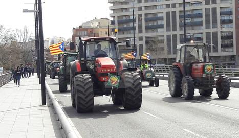 Tractorada d'Unió de Pagesos