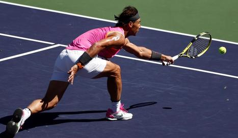 Rafa Nadal supera Krajinovic i accedeix a quarts a Indian Wells