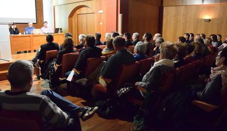Presentació de la proposta per declarar la catedral de la Seu patrimoni de la Unesco.