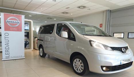 Nissan Evalia 7PZ
