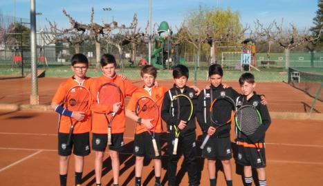 L'Infantil masculí del CT Urgell aconsegueix la permanència