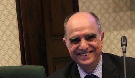 Francesc Xavier Grau.
